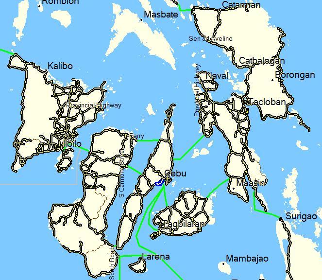 Visayas Map Images  Reverse Search